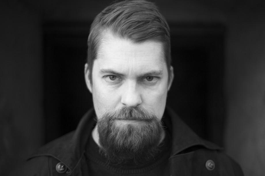 Författarintervju: Jens Daniel Burman