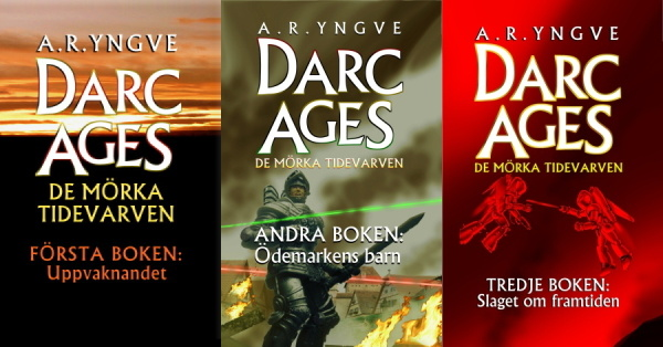 Darc Ages-trilogin